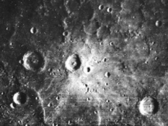 Меркурий вблизи